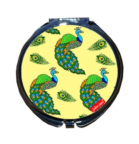 Selina-Jayne Peacocks Limited Edition Compact Mirror
